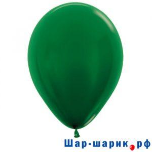 Шар темно-зеленый металлик (532)