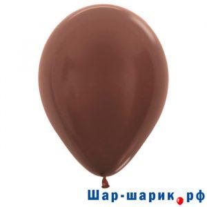 Шар шоколадный металлик (576)