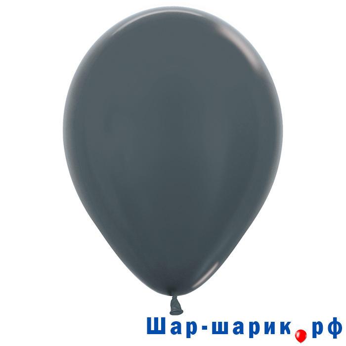 Шар серый графит металлик (578)