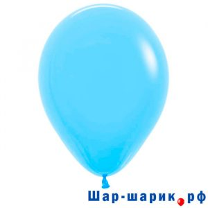 Шар светло-голубой пастель (матовый 039)