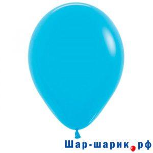 Шар голубой пастель (матовый 040)