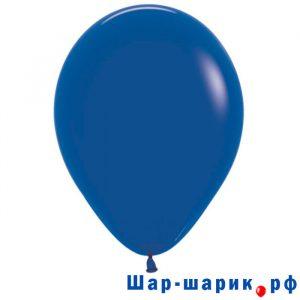 Шар синий пастель (матовый 041)