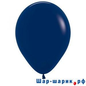 Шар темно-синий пастель (матовый 044)