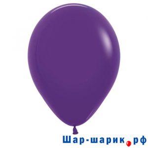 Шар фиолетовый пастель (матовый 051)