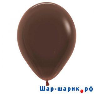 Шар шоколадный пастель (матовый 076)