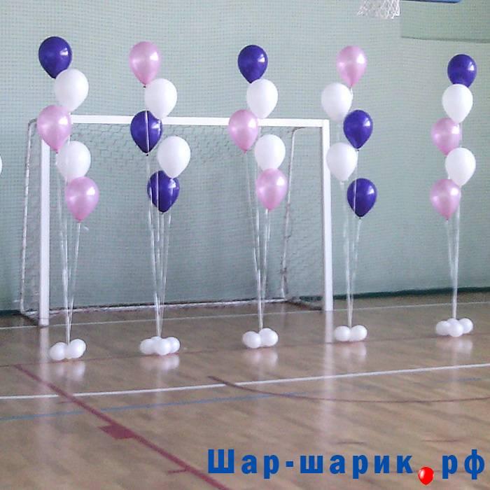 Фонтан из 5 шаров (FN-1)