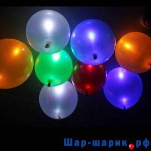 Светящиеся шары ассорти (SVS-3)