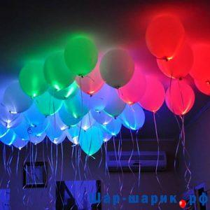 Светящиеся шары по цветам (SVS-5)